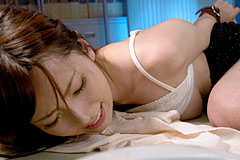 Wife gets fucked in front of husband Yui Hatano