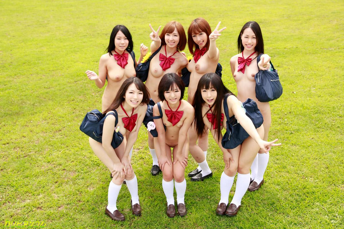 Naked Japanese School Girl Photos